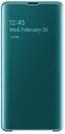 Samsung Clear View Cover для Galaxy S10+ (G975) [Green (EF-ZG975CGEGRU)]