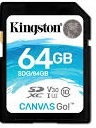 Kingston Canvas Go SD [SDG/64GB]