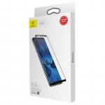 Baseus All-Screen Arc-Surface Tempered Glass Film для S9 Plus (Black)