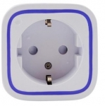 Aeotec Розумна розетка Smart Dimmer 6, Z-Wave, диммер до 575W + USB з / у 5V 1A, біла