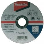 Makita Диск відрізний 230 мм по металу (A-85335)