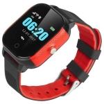 GoGPSme телефон-годинник з GPS трекером К23 [K23BKRD]