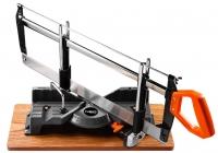 Neo Tools 44-600 Стусло поворотное (углорез) 600 мм, 18 TPI, 15, 22.5, 30, 36, 45, 90°