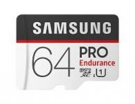 Samsung Endurance Video Monitoring microSD [64GB microSDXC C10 UHS-I R100/W30MB/s PRO Endurance + SD адаптер]