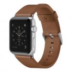 Belkin Ремешок Classic Leather Band для Apple Watch 42мм [Коричневий]