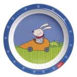 sigikid Тарілка Racing Rabbit