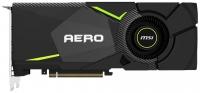 MSI GeForce RTX2080 8GB GDDR6 AERO