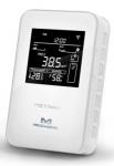 MCO Home Розумний сенсор 3в1: PM2.5, темп., вол. , Z-Wave, 230V АС, білий
