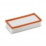 Karcher Плоский складчастий паперовий фільтр для NT 65/2 Eco / опція для NT 75/2 Eco Tc