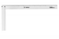 Topex 30C365 Косинець алюмiнiєвий 500 x 235 мм
