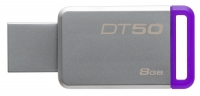 Kingston DataTraveler 50 [DT50/8GB]