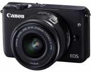 Canon EOS M10 + 15-45 IS STM Kit [Black]