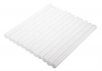 Topex 42E172 Стрижні клейові 11 мм, 12 шт., білі