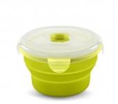 Nuvita Контейнер-трансформер для їжі 6м+ 540мл (салатовий)