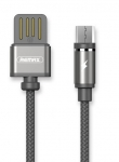 Remax Gravity series Magnetic cable MicroUSB Data/Charge [RC-095M-TARNISH]
