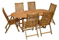 Fieldmann Комплект мебели для сада CARMEN I