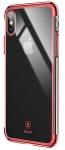 Baseus Minju для iPhone X (Red)