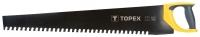 Topex 10A761 Пилка для пiноблокiв, 600 мм, 34 зуби, твердосплавн.напайки