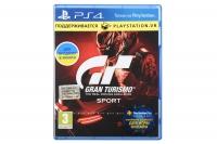 PlayStation Gran Turismo Sport (підтримка VR) [Blu-Ray диск]