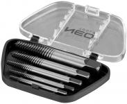 Neo Tools Викручувачi зламаних гвинтiв, набiр 5 шт