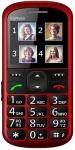 MyPhone Halo 2 SingleSim [Red (TEL000323)]
