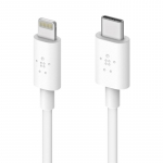 Belkin USB-C PD - Lightning, 1.2m, white