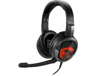 MSI GH30 Immerse Stereo Over-ear Gaming Headset