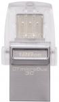 Kingston DataTraveler microDuo 3C [DTDUO3C/128GB]