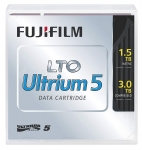 Fujitsu Картридж LTO-5 CR media,5pack random label Fuji