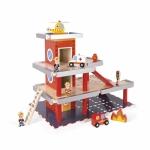 Janod Ігровий набір - Пожежна станція