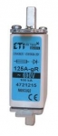 ETI M000UQ2/80A/690V gR (200 kA)