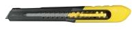 Stanley 1-10-150 Ніж 9мм, сегментоване лезо 130мм пластик серія SM
