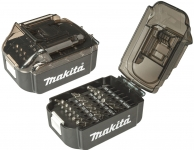 Makita Набор бит 50мм в футляре формы батареи LXT 21 предмет