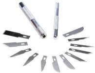 Stanley Набор ножей и лезвий для поделочных работ