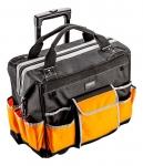 Neo Tools 84-302 Монтерська сумка для інструментів, 17 кишень, жорстка конструкція