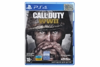 PlayStation Call of Duty WWII [Blu-Ray диск]