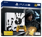 PlayStation 4 Pro 1Tb Black (Death Stranding) Limited Edition