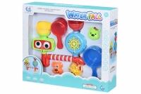 Same Toy Іграшки для ванної Puzzle Water Fall із аксесуарами