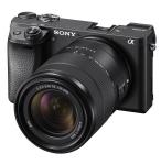 Sony Alpha 6300 [kit 18-135 Black]