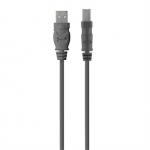 Belkin USB 2.0 (AM/BM) DSTP [F3U154bt4.8M]