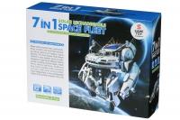 Same Toy Робот-конструктор - Космічний флот 7 в 1 на сонячній батареї