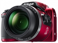 Nikon Coolpix B500 [Red]