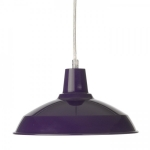 Philips Massive Janson 408519610 1x60W 230V Purple