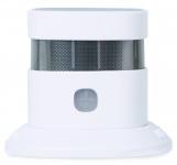 Zipato Розумний датчик диму Smoke Sensor, Z-wave, 3V CR123A, 85дБ, білий