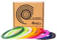 XYZ printing Набір нитки 1.75мм PCA для ручки 3D Cool, 9 кольорів (8MX9) 346г