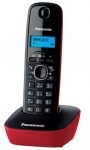 Panasonic KX-TG1611UA [Red]