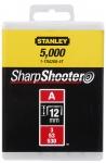Stanley 1-TRA208T Скоби 12мм (1000шт.) (блістер)