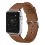 Belkin Ремешок Classic Leather Band для Apple Watch 38 мм [Коричневий]