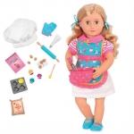 Our Generation Набір DELUXE - Лялька Джен з одягом і аксесуарами (46 см)
