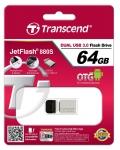Transcend JetFlash 880 [TS64GJF880S]